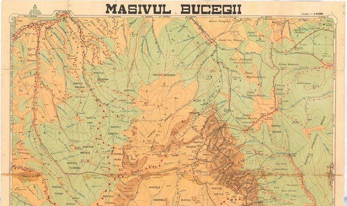 STAȚIUNEA PEȘTERA 1935